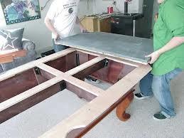 Pool table moves in Edmonton Alberta